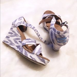Toms | Wedge Sandals